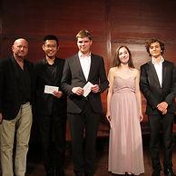 Alexander Sonderegger IKIF New York Award