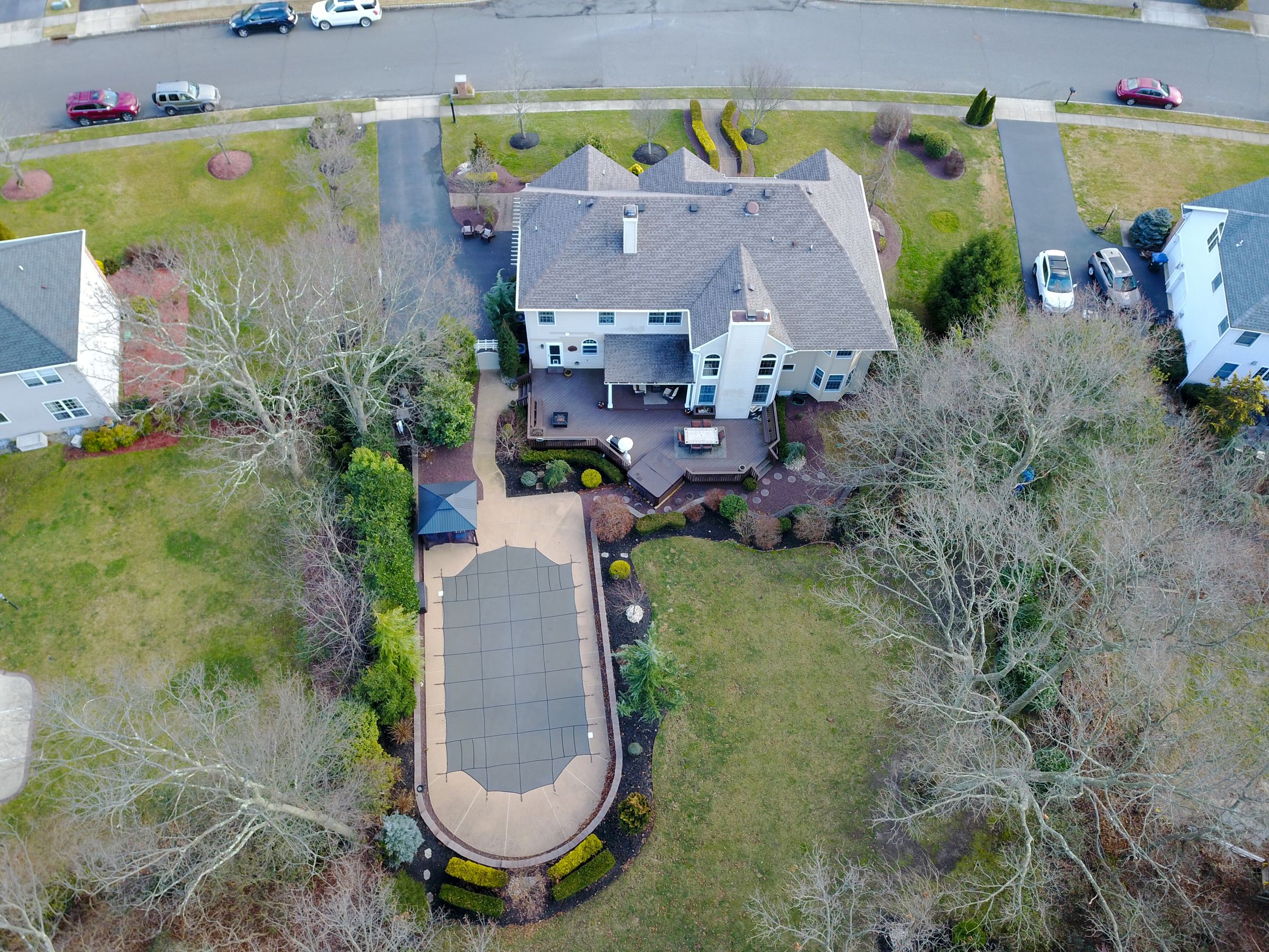 Yard aerial