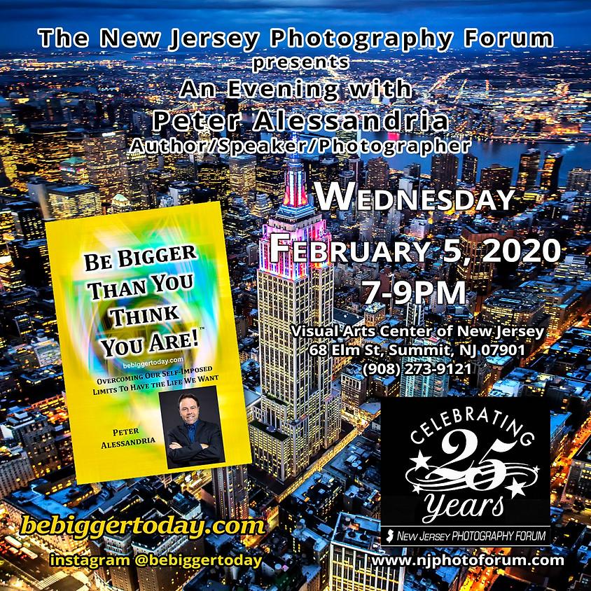 New Jersey Photo Forum Interactive Workshop