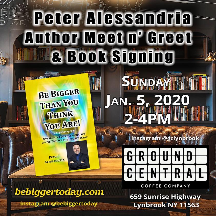 Author Meet 'n Greet - Lynbrook, NY - Jan. 5th