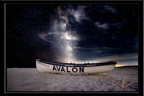 Avalon Beach Milky Way