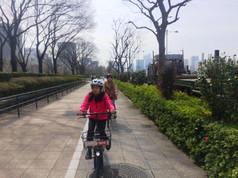 親子で知る東京都心の街並み