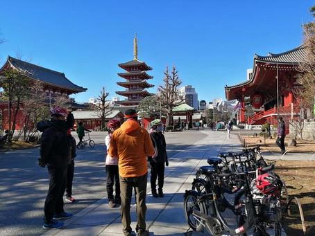 「浅草七福神&厄除け神社巡り」ツアー協力 7 deity tour Tokyo