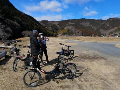 小川町サイクリングツアープロジェクト報告
