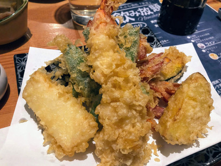 Tempura is not originally Japanese cuisine!?