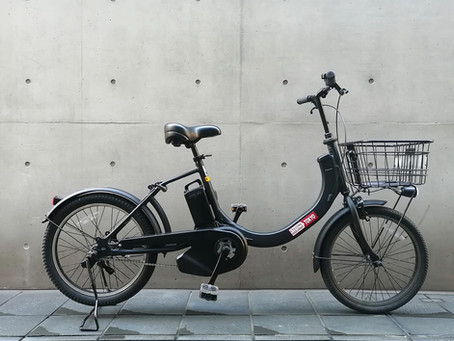 この自転車が素晴らしい