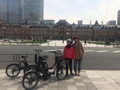 明治創建当初の姿に復元された東京駅