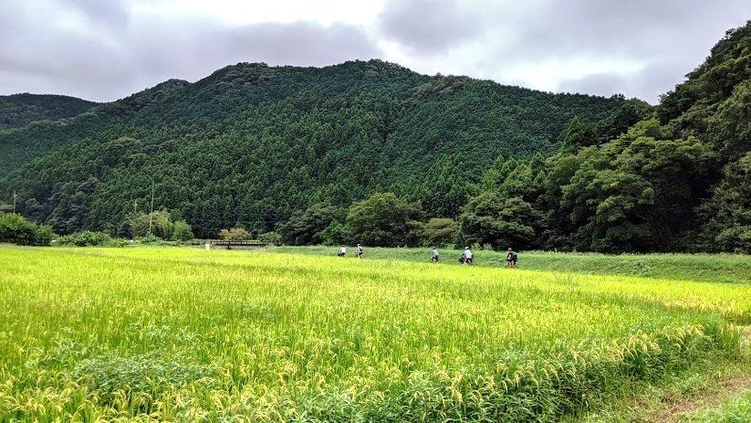 東京近郊の里山・埼玉県小川町サイクリングツアーはじめました!