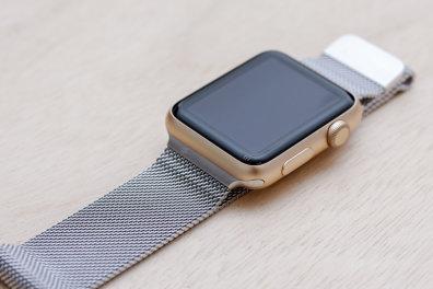 Apple Watch 1st Gen 42mm Stainless Steel
