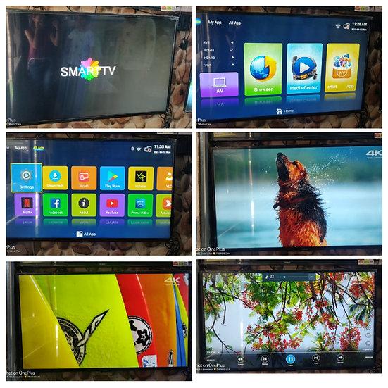 "55""ORIGINAL SAMSUNG PENAL _ 4K_ HDR_LED-TV"