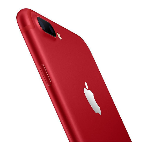 APPLE IPHONE 7 PLUS 128GB RED WITH BOX AND ACCESSORIES