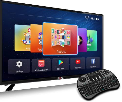 PIXEL 122cm (48 inch) FULL HD SMART LED TV  (P2PXL501G)