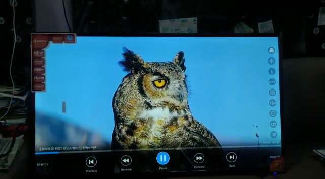 """50"""" PIXEL PANEL 4K HDR + ANDROID 1GB RAM. 8GB ROM LED TV"""
