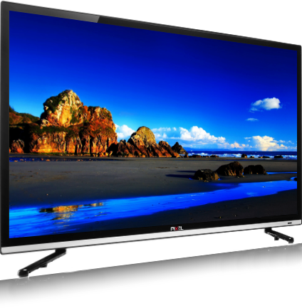 PIXEL 80cm (32 inch) HD Ready With Tempered Glass LED TV  (P2PXL32DG)