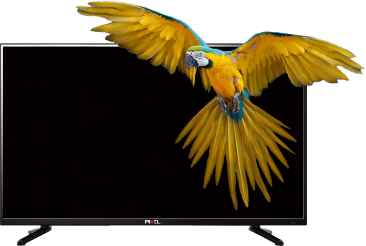 PIXEL 122cm (48 inch) FULL HD LED TV