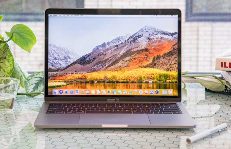 LAPTOP-APPLE MACBOOK PRO WITH TOUCH BAR