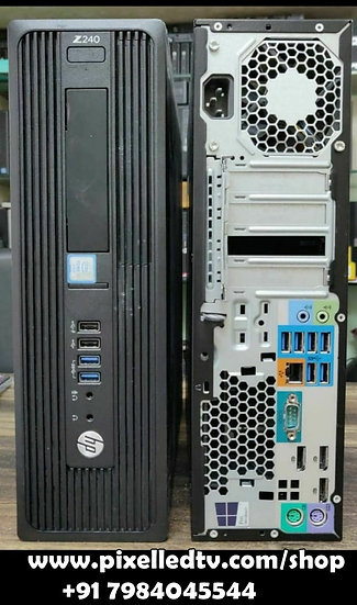 👉HP_Z240_SFF_ WORKSTATION DHAMAKA OFFER👈