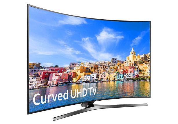 CURVED LED-TV-REPAIR