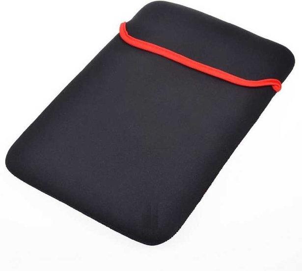 Laptop Sleeve 15.6 inch Expandable Sleeve/Slip Case  (Red, Black)