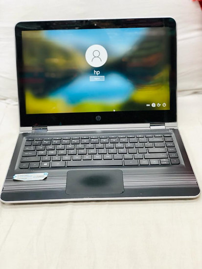 LAPTOP-HP X360-INTEL CORE I5 PROCESSOR