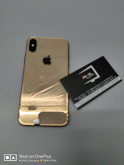 IPHONE_XS -GOLD