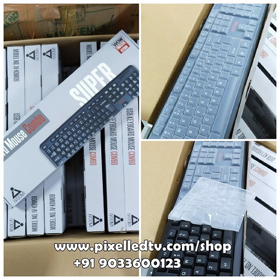⌨️🖱️IVOOMI_SUPER_KEYBOARD AND MOUSE_COMBO_DHAMAKA OFFER🖱️⌨️
