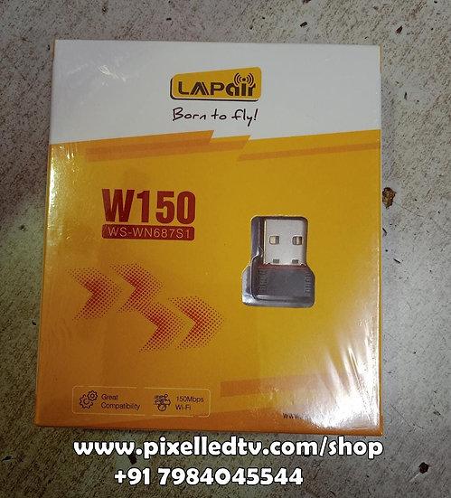 🤩LAPAIR_W150(WS-WN687S1)_ SINGLE_BAND_ WIFI_USB ADAPTER🤩