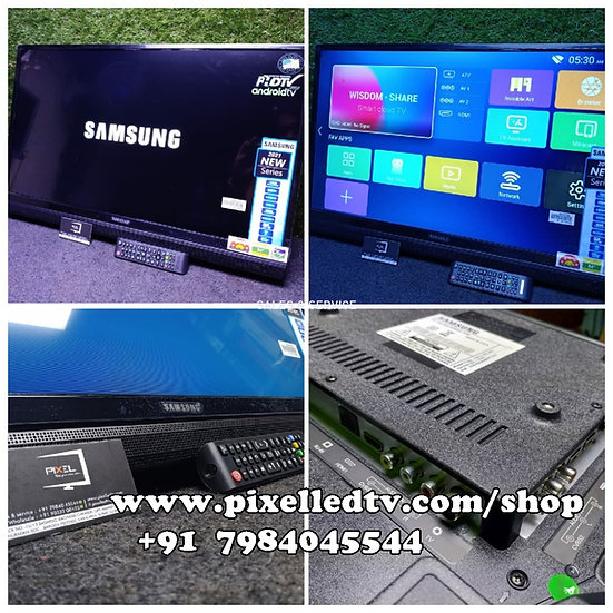 "📺32"" SAMSUNG PANEL+ FHD + IPS DISPLAY+ SOUNDBAR + ANDROID 5.1_ LED-TV"