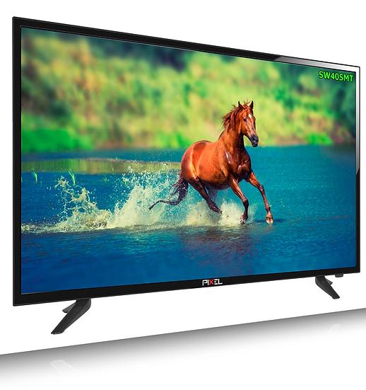 PIXEL 102cm (40 inch) SMART FULL HD LED TV (SWPXL40SMT)