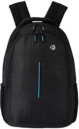 HP 18 inch Laptop Backpack  (Black)