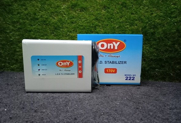 ONY ONLINE STABILIZER FOR LED TV & COMPUTER