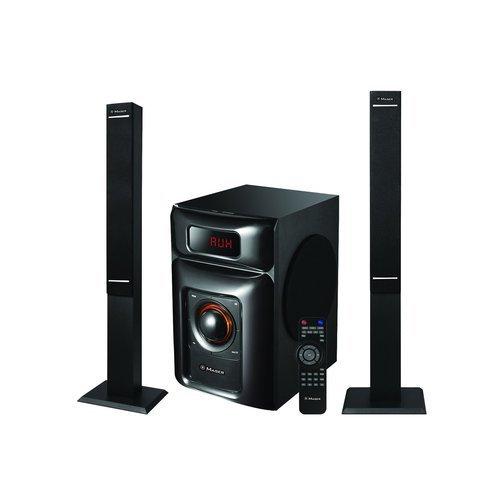 MASER M800XBTF Hi Bass Surround Sound System Subwoofer & Twin tower Speaker Soun