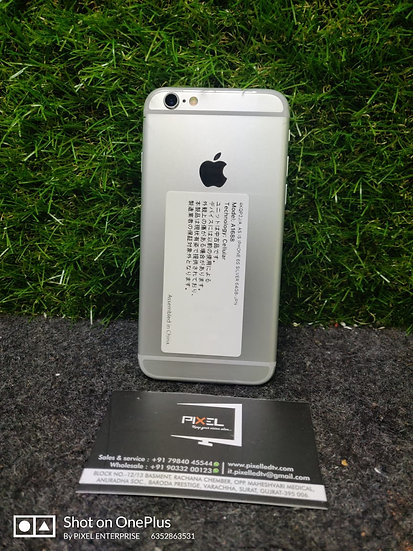 ORIGINAL IPHONE 6S-SILVER