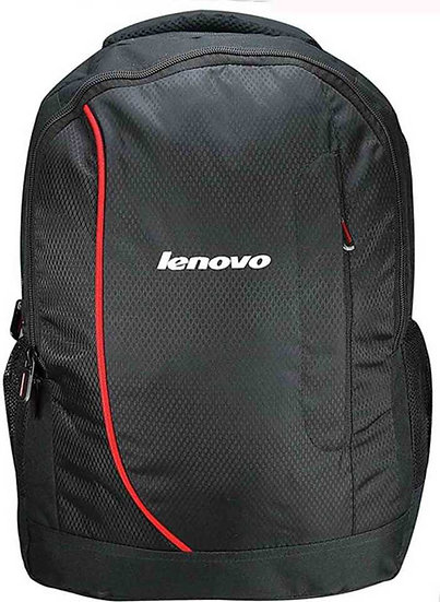 LENAVO 15.6 inch Expandable Laptop Backpack  (Black)