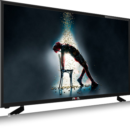 PIXEL 102cm (40 inch) FULL HD LED TV  (P2PXL40HD)