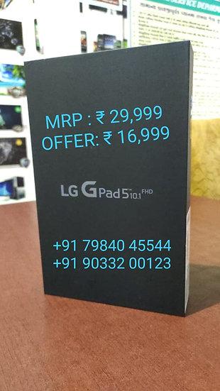 """LG G PAD 5 FHD 10.1"""" TABLET"""