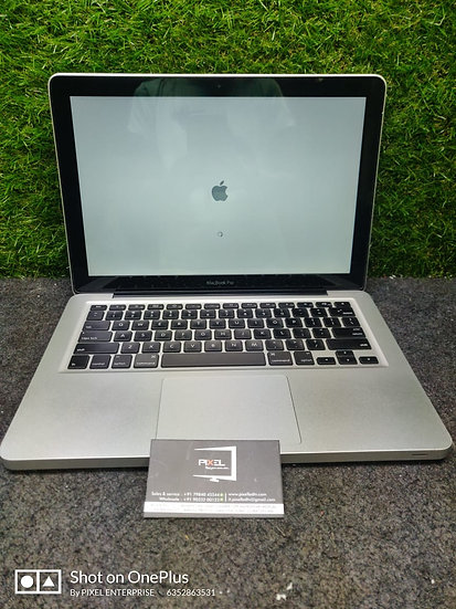 LAPTOP- APPLE MACBOOK PRO(A1278)