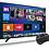 Thumbnail: PIXEL 102cm (40 inch) SMART UHD 4K LED TV  (P2PXL404K)