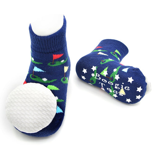Golf Boogie Toes Rattle Socks