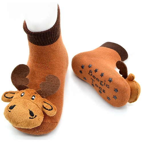 Moose Boogie Toes Rattle Socks