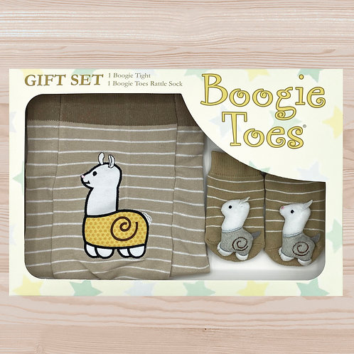 Llama Tight Rattle Gift Box 6-12M - Wholesale