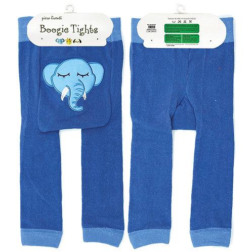 Sleepy Elephant Boogie Tights Baby Leggings - Wholesale