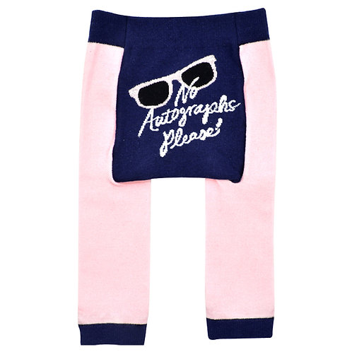 No Autographs Please! - Baby Tights Baby Leggings - Wholesale