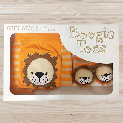 Baby Lion Tight Rattle Gift Box 6-12M - Wholesale
