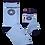 Thumbnail: Daddy & Me Socks, Superdad Sidekick