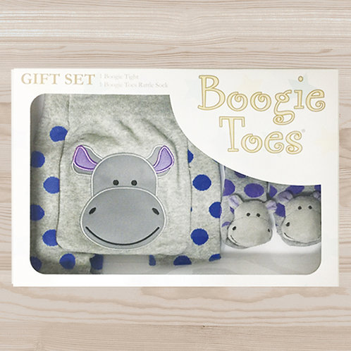 Happy Hippo Tight Rattle Gift Box 6-12M - Wholesale