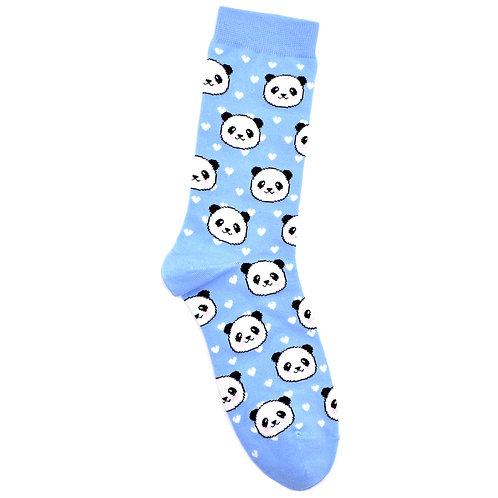Panda - Adult Sock - Size M - Wholesale