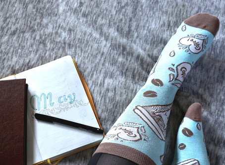 What makes a great sock? The No Smelly Feet Campaign! ©