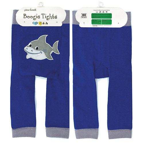 Shark Boogie Tights Baby Leggings