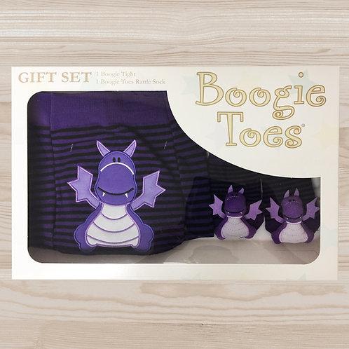 Purple Dragon Tight Rattle Gift Box 6-12M - Wholesale